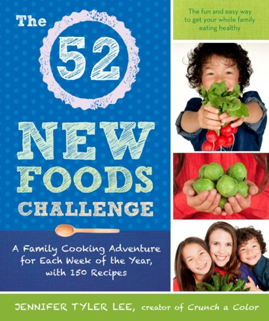 (ebook) 52 New Foods Challenge