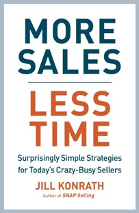 (ebook) More Sales, Less Time - Business & Finance Management & Leadership