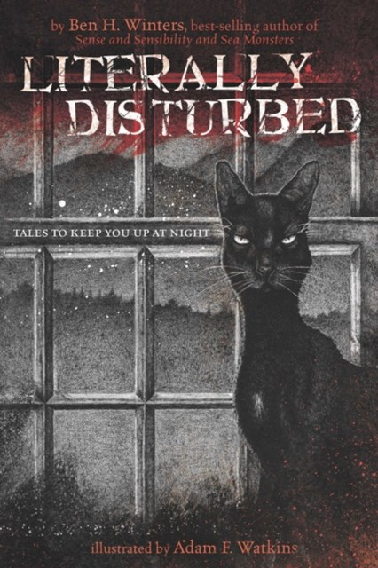 (ebook) Literally Disturbed #1