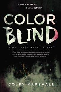 (ebook) Color Blind - Crime Mystery & Thriller