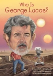 (ebook) Who Is George Lucas? - Non-Fiction Art & Activity