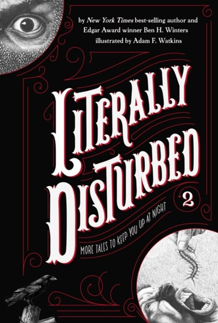 (ebook) Literally Disturbed #2