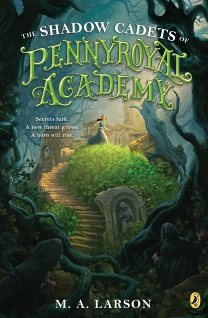 (ebook) Shadow Cadets of Pennyroyal Academy