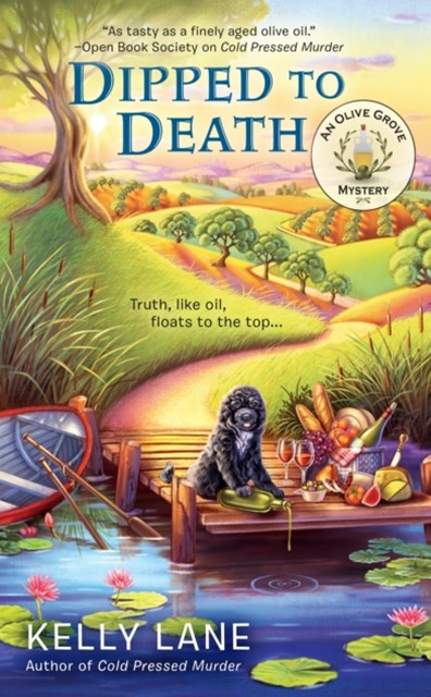 (ebook) Dipped to Death
