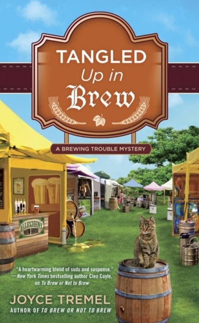 (ebook) Tangled Up in Brew