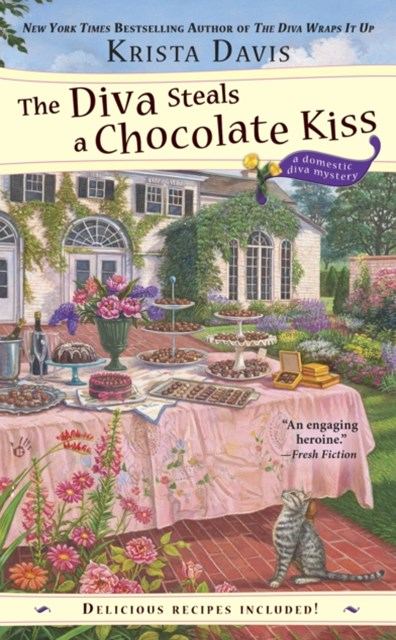 (ebook) Diva Steals a Chocolate Kiss