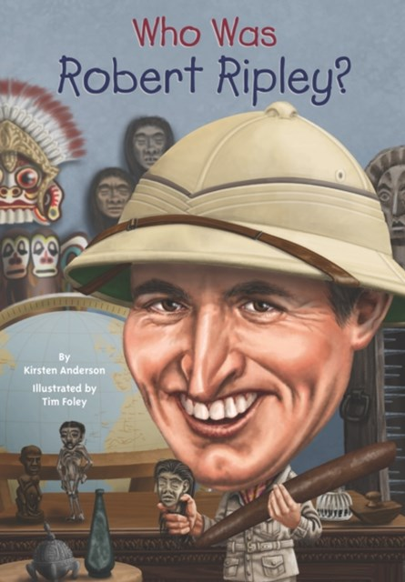 (ebook) Who Was Robert Ripley?