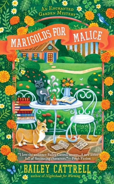 (ebook) Marigolds for Malice