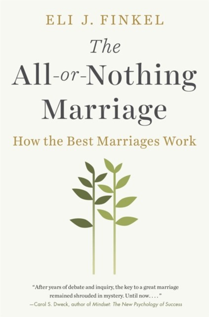 All-or-Nothing Marriage