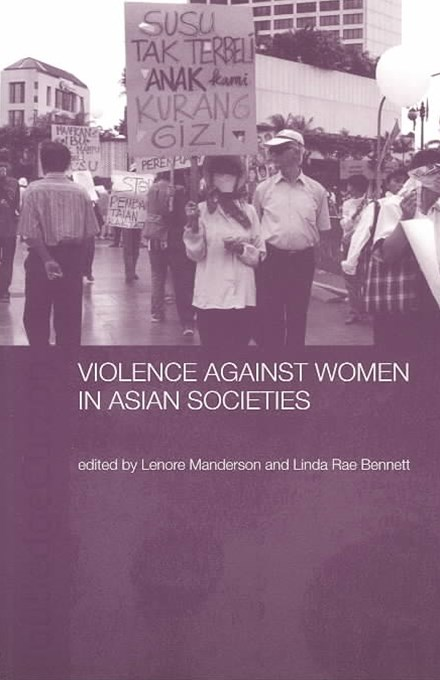 Violence Against Women in Asian Societies