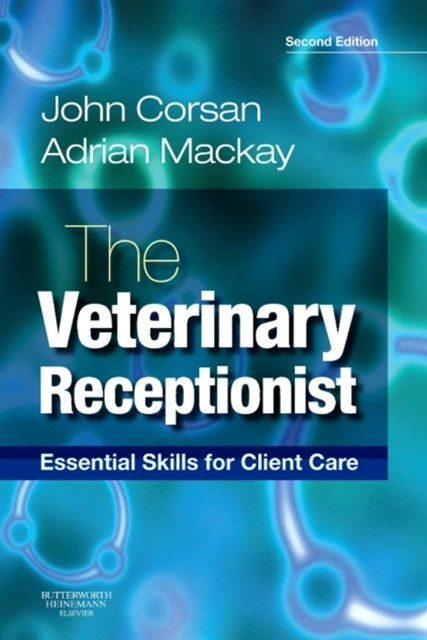 E-Book - The Veterinary Receptionist