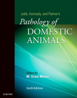 (ebook) Jubb, Kennedy & Palmer's Pathology of Domestic Animals - E-Book: 3-Volume Set