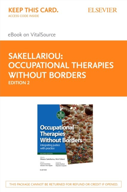 (ebook) Occupational Therapies Without Borders E-Book