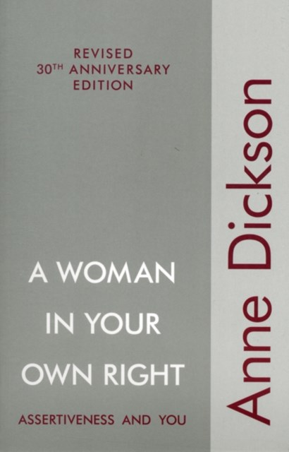 Woman In Your Own Right