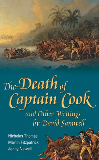The Death of Captain Cook and Other Writings