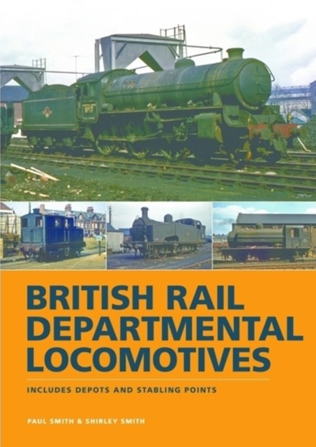Br Departmental Locomotives, 1948-68