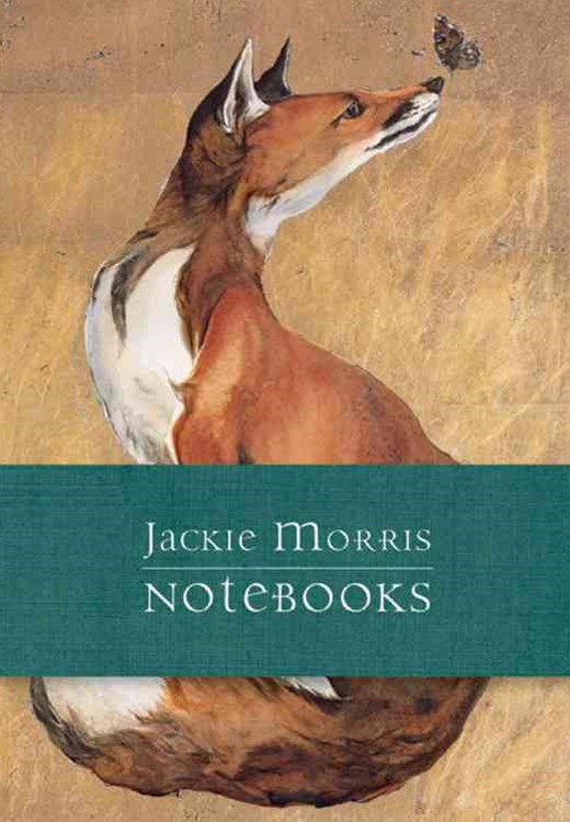 Jackie Morris Wildlife Notebook Set