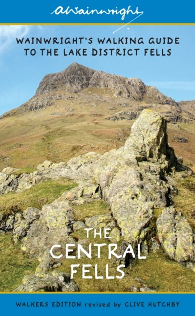 Wainwright's Illustrated Walking Guide to the Lake District: Central Fells
