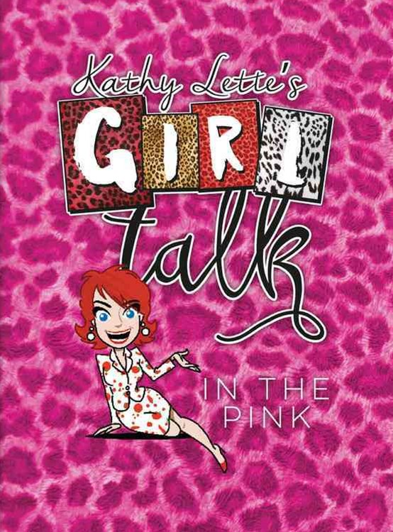 Girl Talk In The Pink