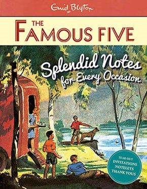 Famous Five Splendid Notes for every occasion