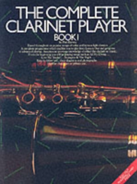 Complete Clarinet Player Book 1
