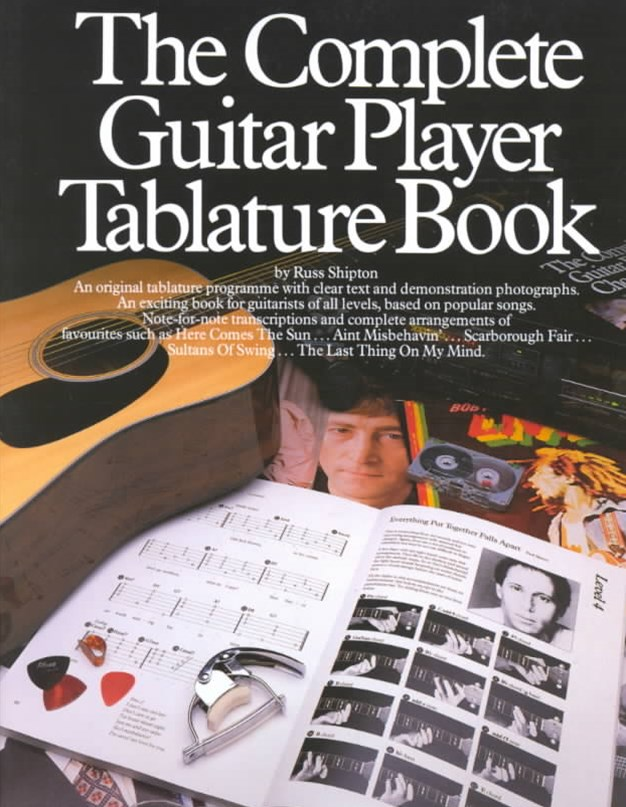 The Complete Guitar Player: Tab Book