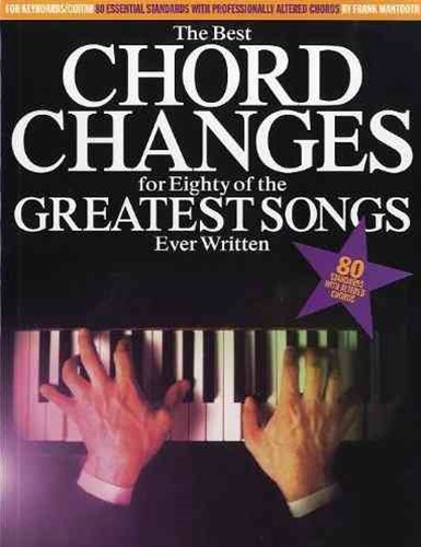 Best Chord Changes for Eighty of the Greatest Songs Ever