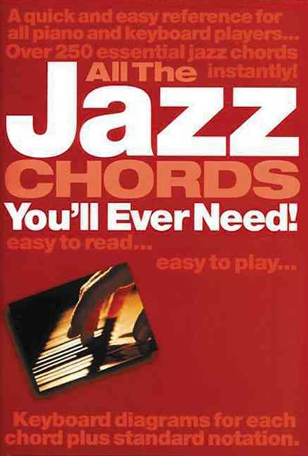 All the Jazz Chords You'll Ever Need