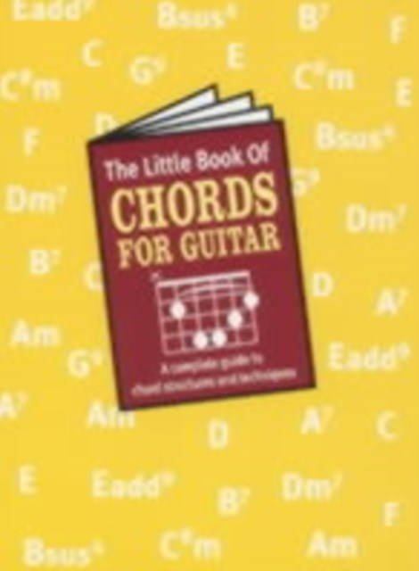 Little Book of Chords (for Guitar)