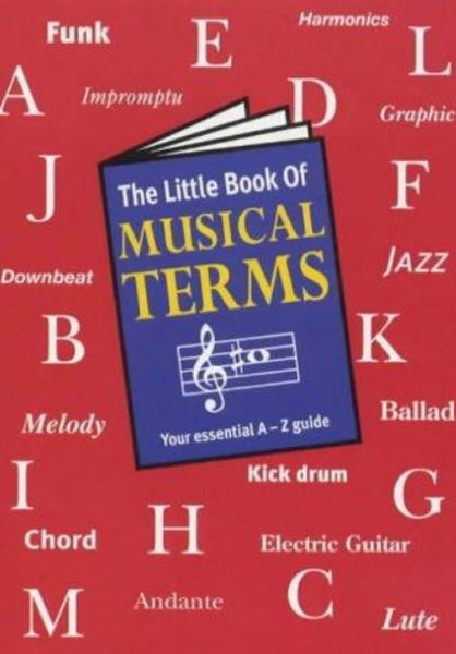 Little Book of Musical Terms