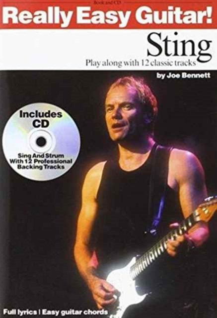 Really Easy Guitar!: Sting