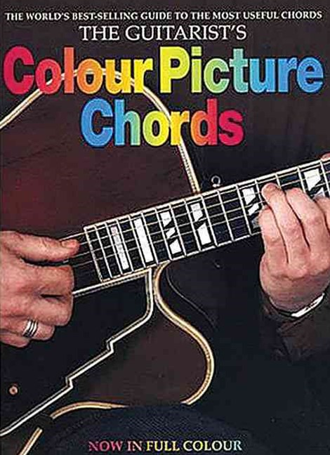 The Guitarist's Colour Picture Chords