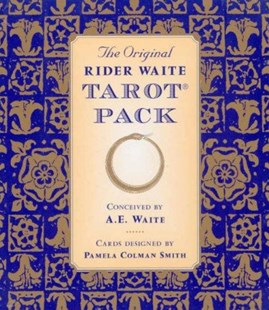 Original Rider Waite Tarot Pack,The by Edward, Waite, Arthur (9780712670678) - PaperBack - Religion & Spirituality New Age