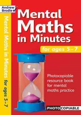 Mental Maths in Minutes for Ages 5-7