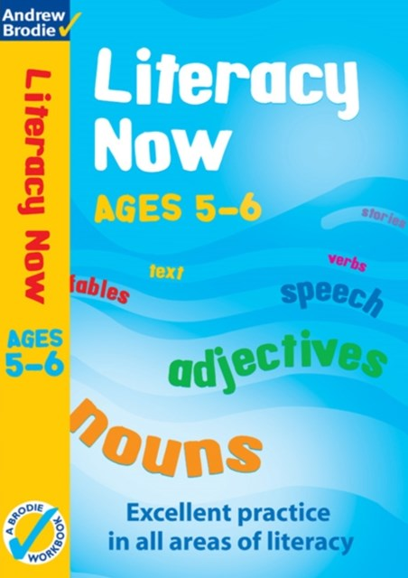 Literacy Now for Ages 5-6: Workbook