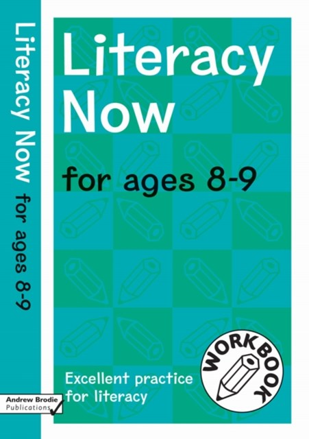 Literacy Now for Ages 8-9
