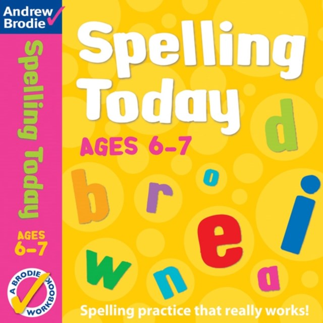 Spelling Today for Ages 6-7