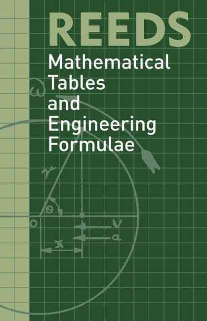 Reeds - Mathematical Tables and Engineering Formulae