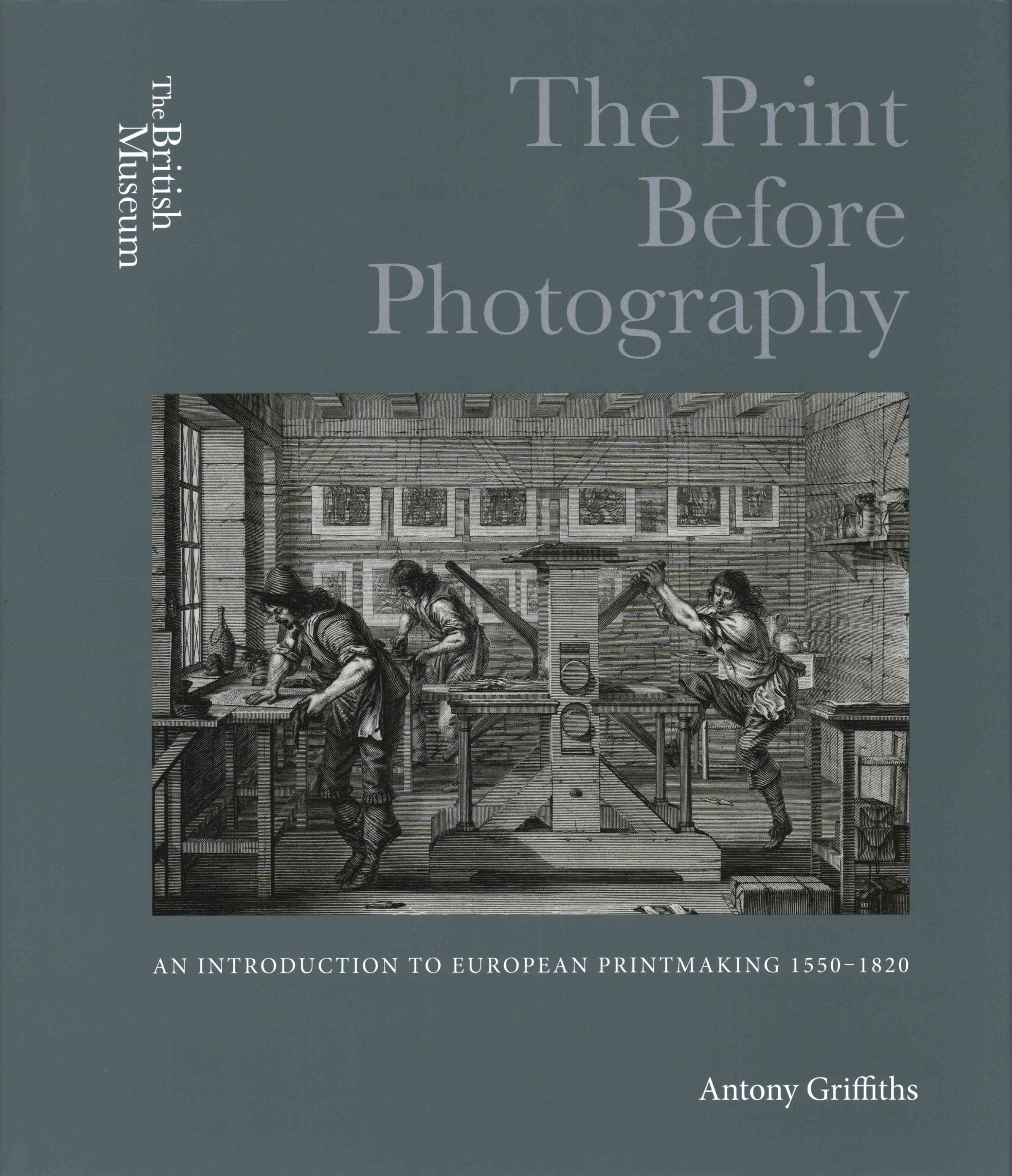 Print before Photography: An introduction to European Printmaking