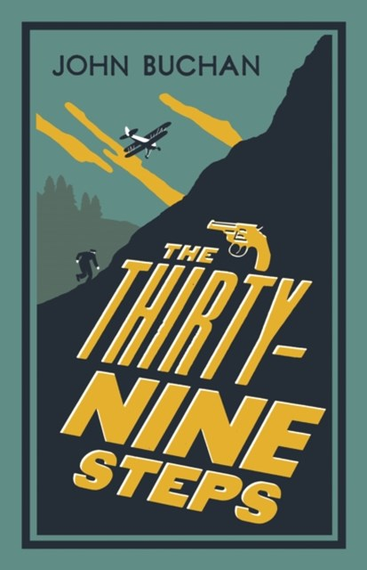 (ebook) Thirty-Nine Steps
