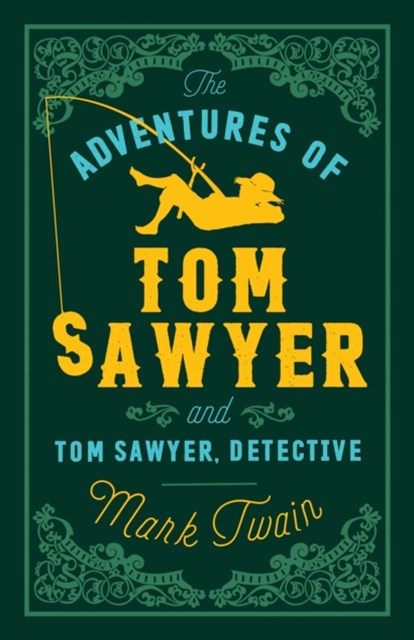(ebook) Adventures of Tom Sawyer and Tom Sawyer Detective