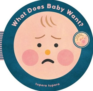 What Does Baby Want? by Tupera Tupera, Tupera Tupera, Tupera Tupera (9780714874074) - HardCover - Children's Fiction Early Readers (0-4)