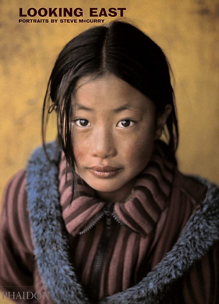 Looking East: Portraits by Steve McCurry