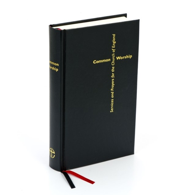 Common Worship Standard Cased Black