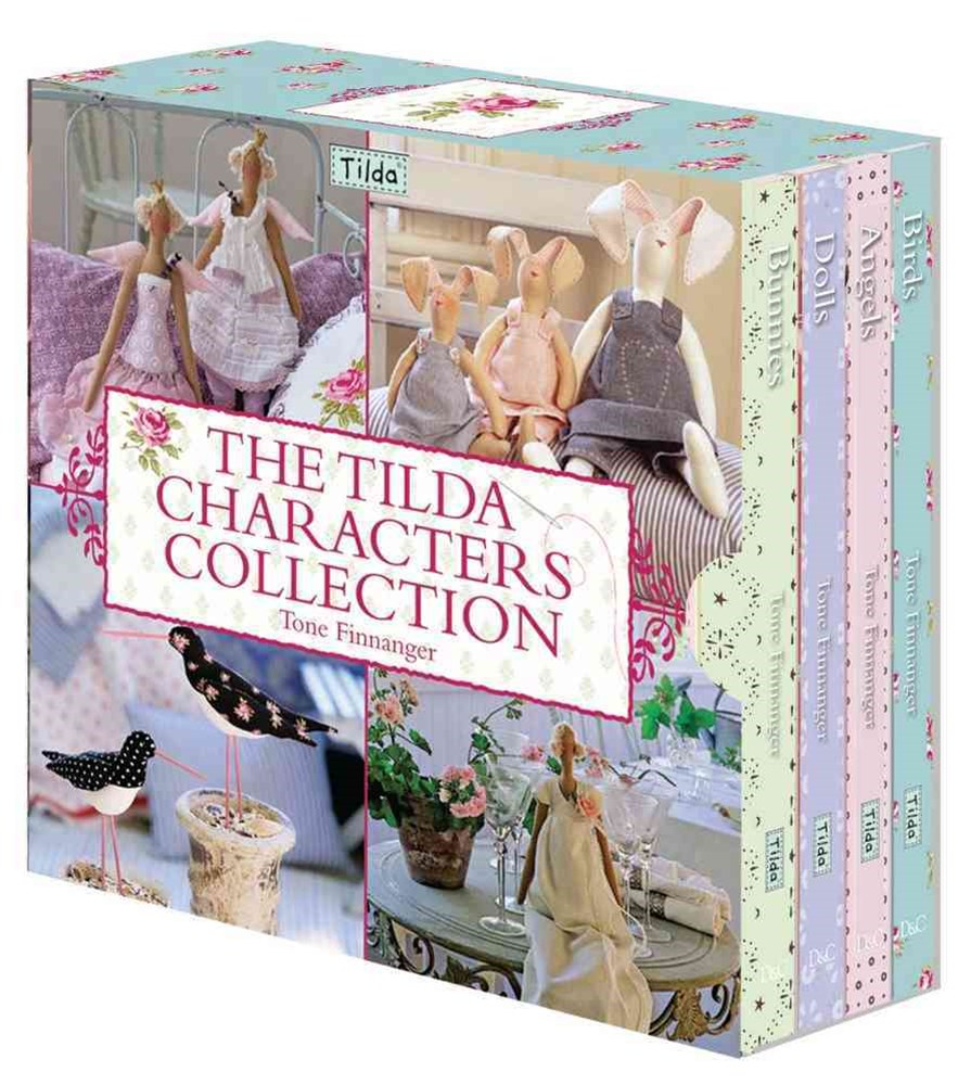 Tilda Characters Collection: Birds, Bunnies, Angels and Dolls