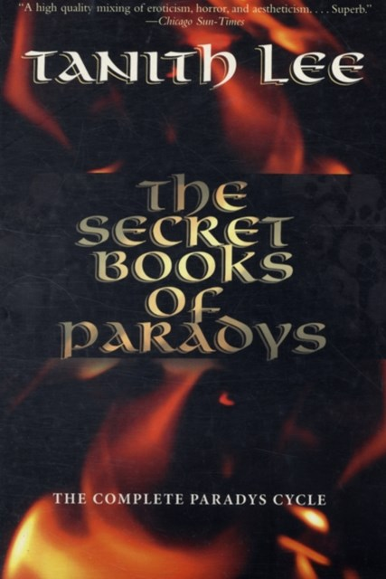 Secret Books of Paradys