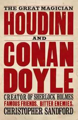 Houdini and Conan Doyle