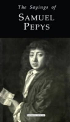 (ebook) Sayings of Samuel Pepys