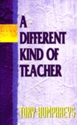 Different Kind of Teacher