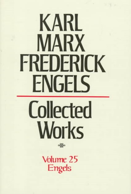Collected Works of Karl Marx and Friedrich Engels, 1873-83
